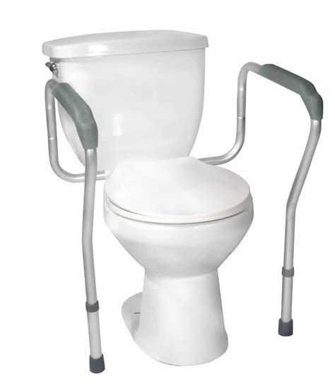 wc gestell toilet safety frame drive