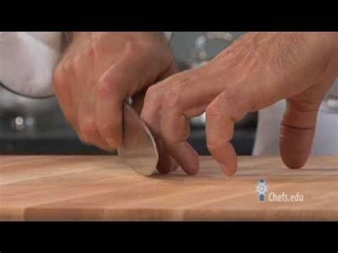 how to use kitchen knives pin by le cordon bleu on chef s corner