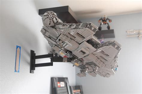 Beleuchtung Millennium Falcon by Something Something Complete Starwars