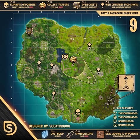 where fortnite letters are located follow the treasure map found in moisty mire fortnite