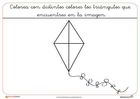 figuras geometricas basicas en ingles figuras geom 233 tricas para colorear