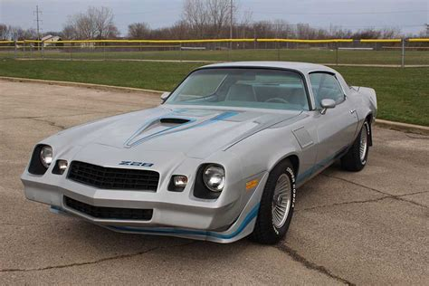 camaro for sale classic 2nd gen silver 1979 z28 chevrolet camaro for sale