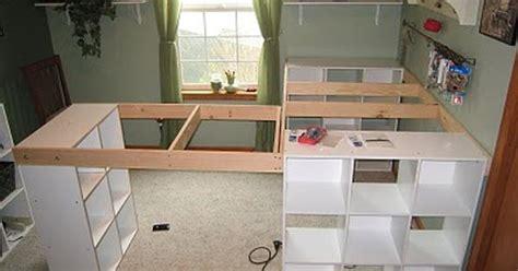 construire bureau construire un bureau de scrap avec 3 casiers et deux plans