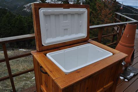 build  patio cooler