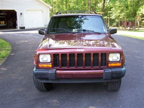 2000 jeep classic buy used 2000 jeep cherokee classic sport utility 4 door 4