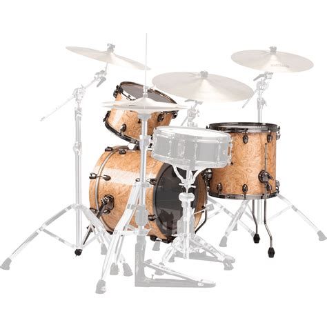 Jazz Drum Spesial mapex saturn v mh 3 pc jazz drum set shell pack 18 quot bass 12 14 quot toms in maple burl