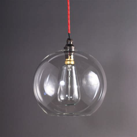 edison light glass shade home pinterest