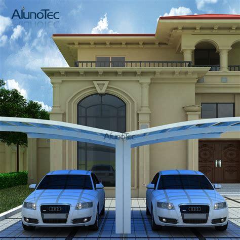 One Car Carport by China Modern Single Aluminum Polycarbonate Carport For 1