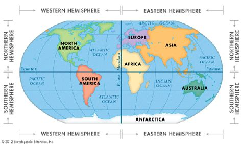 the southern hemisphere which hemispheres is canada located in quora