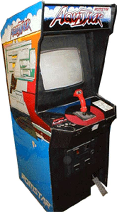 aqua jack videogame by taito