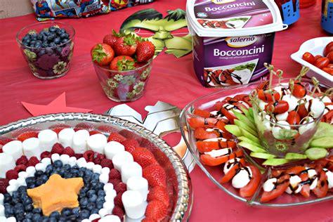 kid friendly appetizers for a kid friendly birthday appetizer ideas