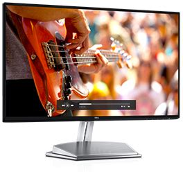 Dell Led Monitor 23 8 Inch E2417h dell s2418h 23 8 inch led fhd infinityedge monitor