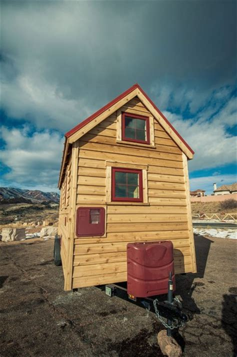 New Tumbleweed Fencl Tiny House On Wheels For Sale Fencl Tiny House