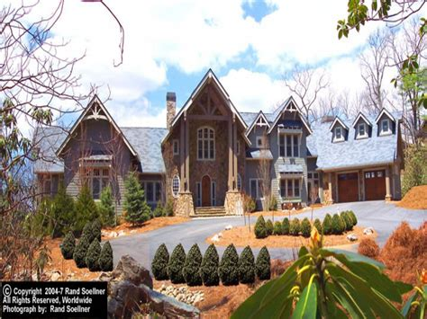 mountain vacation home plans mountain home plans and designs custom mountain home plans