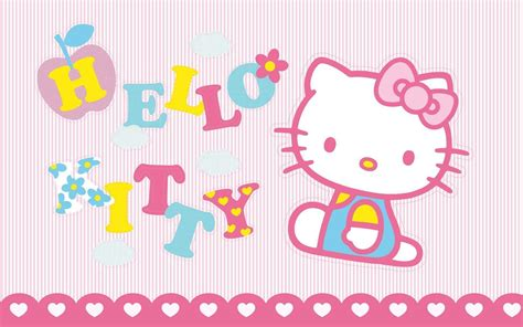 hello kitty wallpaper and screensaver free hello kitty screensavers and wallpapers wallpaper cave