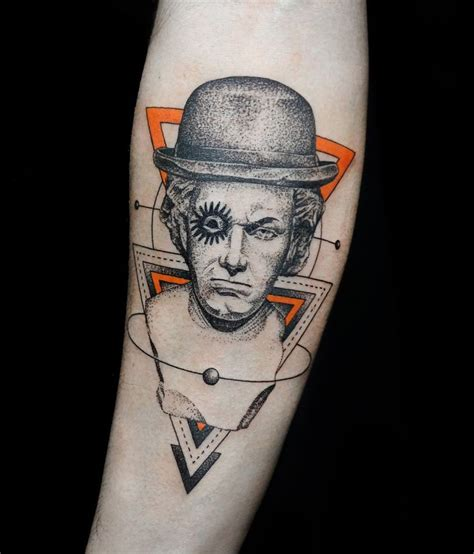 clockwork orange tattoo 42 emrah ozhan tattoos that are out of this world tattoomagz