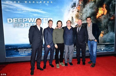 john malkovich deepwater horizon mark wahlberg goes casual in a khaki sweater at the