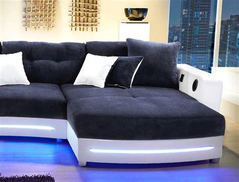 multimedia sofa larenio hifi wohnlandschaft 322x200 cm