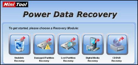 full version power data recovery minitool power data recovery full version free download