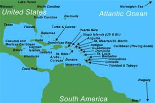 map of eastern us and caribbean underwater atlantean cities found the coast of cuba