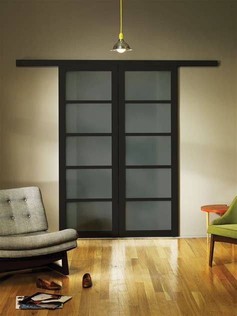interior barn doors with glass best 25 interior glass doors ideas on glass