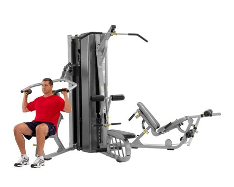 multigym strength equipment cybex