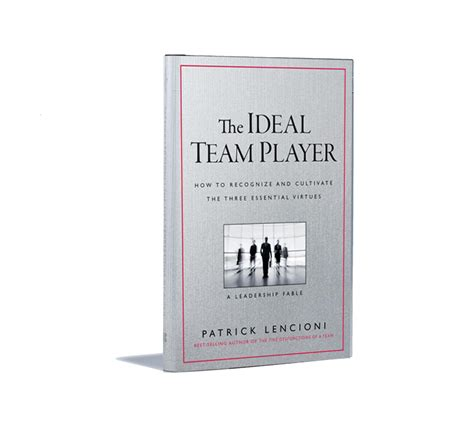 The Ideal by Ideal Team Player The Table