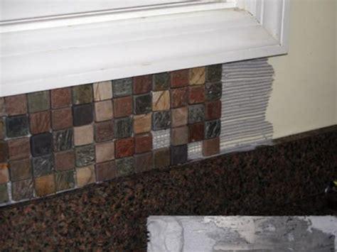 how to install a kitchen tile backsplash hgtv installing kitchen tile backsplash hgtv