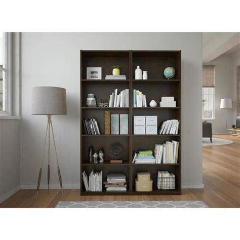 5 shelf white bookcase car interior design