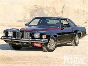 73 Pontiac Grand Prix Pontiac Collectors Top Picks High Performance Pontiac