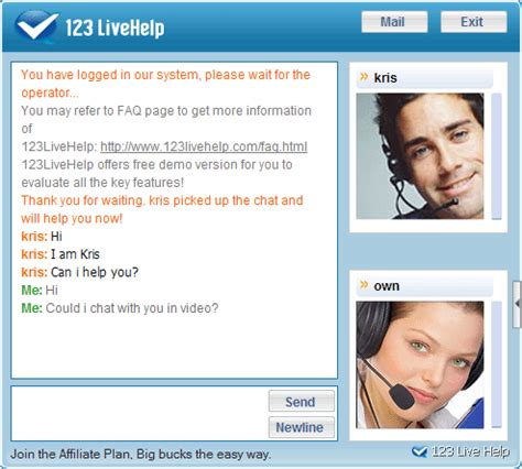 online live chat room live chat widget compass point