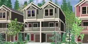 luxury townhouse plans