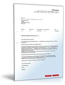 Vorlage Rechnung Widerspruch Widerspruch Beim Bauamt Gegen Eine Baugenehmigung