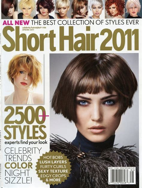 short hairstyles picture 3 by hairstyles magazine short hair 2011 magazine
