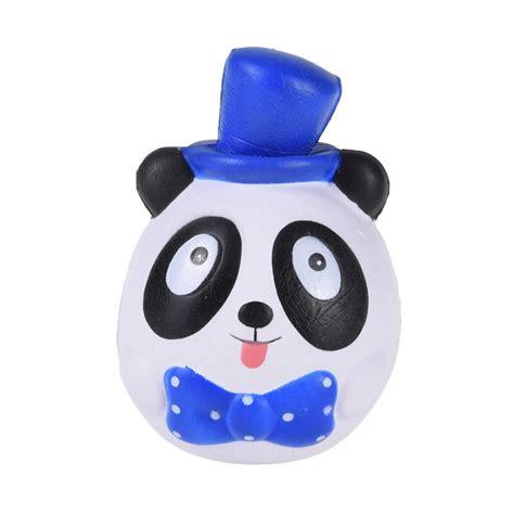 Squishy Yummiibear Panda Mainan Anak jual squishy clown panda mainan anak blue harga kualitas terjamin blibli