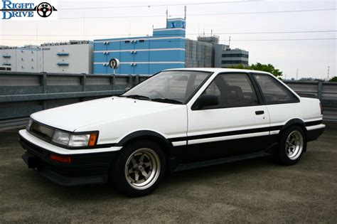 1986 model toyota corolla toyota corolla ae86 for sale rightdrive
