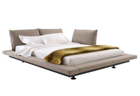 bett futon bed in fabric bett 2 maly ligne roset