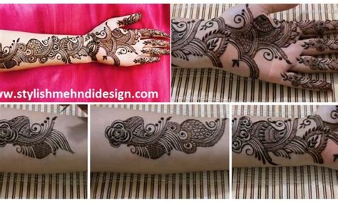 full hand teej mehndi design for dulhan latest easy