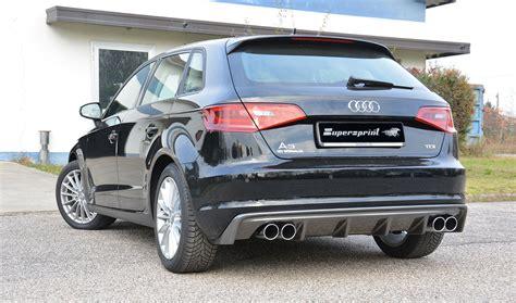 Auspuff Audi A3 by Audi A3 8va Sportback 1 6 Tdi 105 Hp 2012 Gt Audi