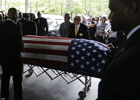 walter s funeral pastor says his was