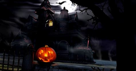 halloween is here halloween 2015 halloween scary animated desktop wallpaper mega wallpapers