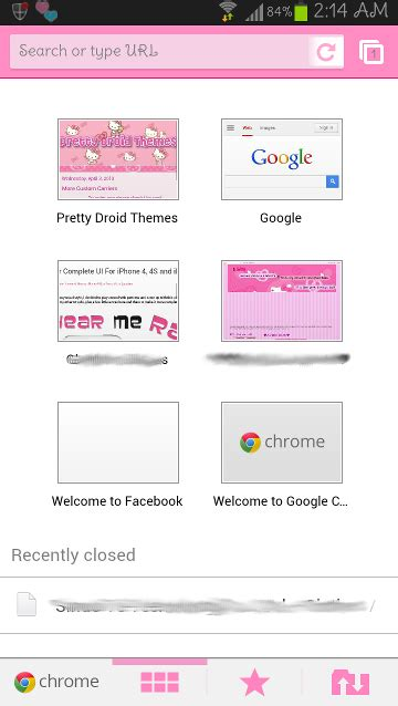 uninstall chrome android pretty droid themes pink chrome browser for android devices