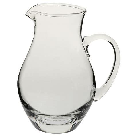 connoisseur glass jug 1 5l ebay