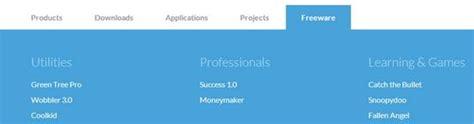 horizontal website tutorial jquery image gallery jquery navigation menu