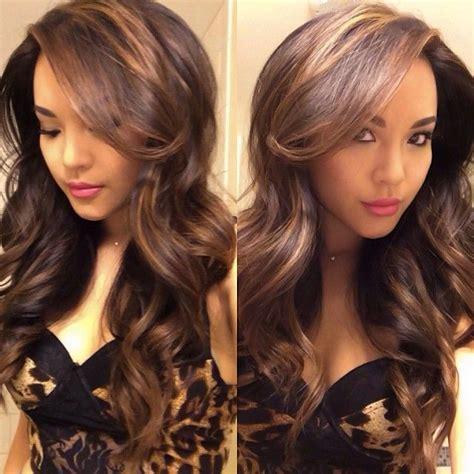 Beautiful My Hair And Highlights On Beautiful Caramel Balayage Highlights Hair
