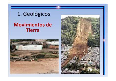 imagenes de riesgos naturales geologicos desastres naturales monografias com