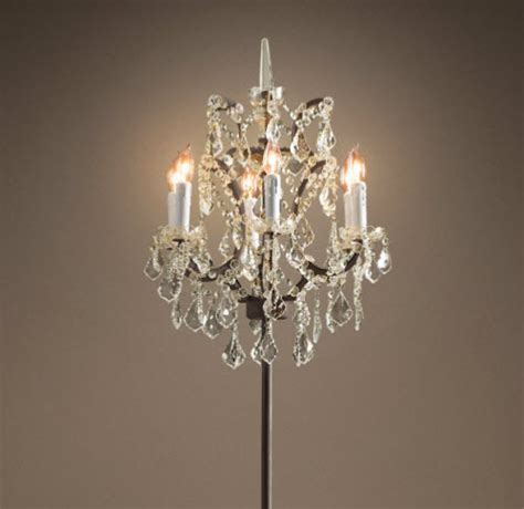 restoration hardware chandelier floor l 25 best ideas about chandelier floor l on vintage