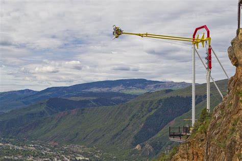 canyon swing uk is this grand canyon 50mph mega swing the scariest white