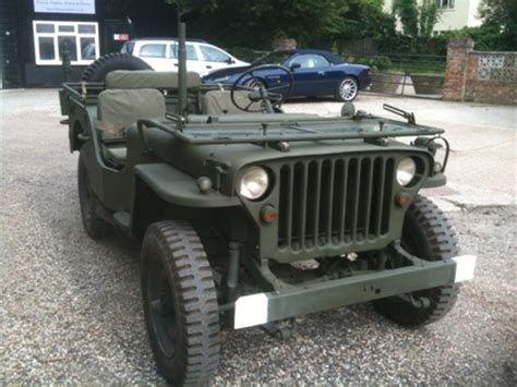 1942 Jeep For Sale Kee Automotive World War 2 Ww2 Ford Gpw Jeep 1942 For