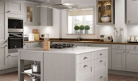 wickes kitchen designer wickes milton grey combines a natural woodgrain effect